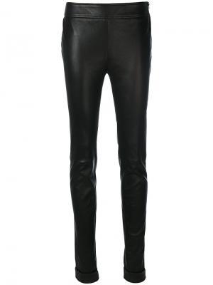 Облегающие брюки Tom Ford. Цвет: чёрный