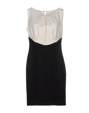 Короткое платье EAN 13. Цвет: черный