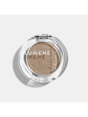 Lumene Nordic Chic Pure Color Тени для век № 2 Glowing Sand. Цвет: персиковый, золотистый