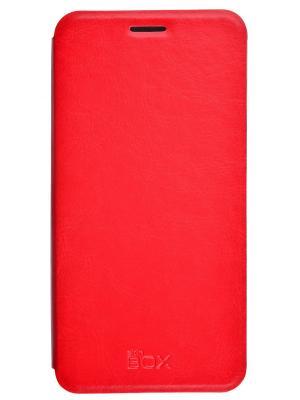 Чехол skinBOX Lux Samsung Galaxy On7 SM-G600F.. Цвет: красный