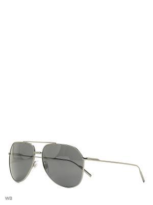 Очки солнцезащитные DOLCE & GABBANA. Цвет: темно-серый