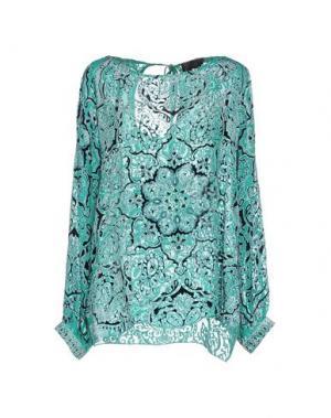 Блузка HALE BOB. Цвет: светло-зеленый