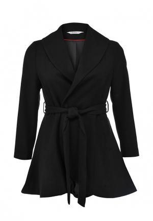 Пальто Studio Untold. Цвет: черный