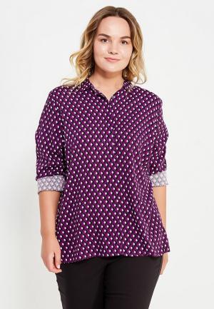 Блуза Modis. Цвет: фиолетовый