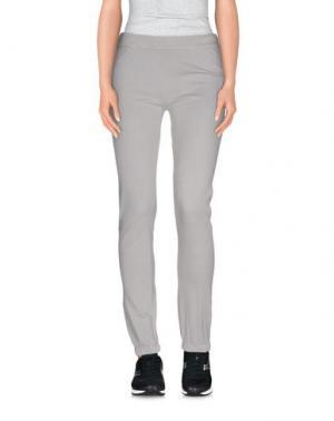 Повседневные брюки PIRELLI PZERO. Цвет: светло-серый