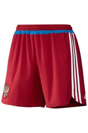 Шорты adidas. Цвет: красный, синий, белый