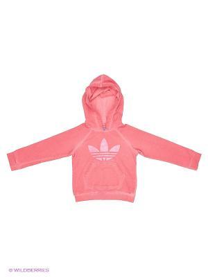 Худи Дет. Спорт. J Tery Hood G Adidas. Цвет: бледно-розовый
