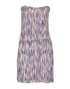 Короткое платье SITA MURT/. Цвет: светло-розовый