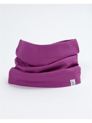 Снуд BODO. Цвет: фиолетовый