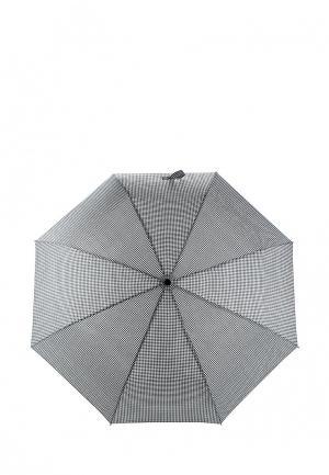 Зонт складной Mango. Цвет: черно-белый