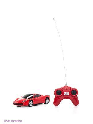Модель машина Ferrari 458 Italia RASTAR. Цвет: красный