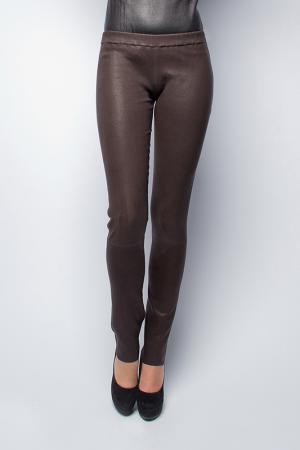 Leggings Giorgio. Цвет: brown