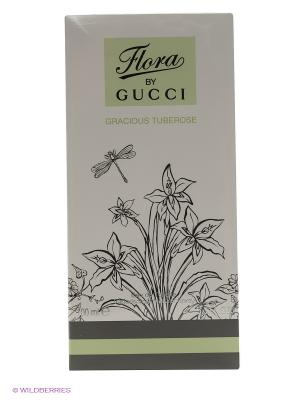 Gucci Flora Tuberose Ж Товар Туалетная вода спрей 100 мл. Цвет: прозрачный