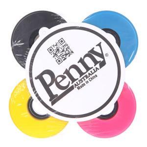 Колеса для скейтборда лонгборда  Wheels Pink/Black/Yellow/Blue Penny. Цвет: голубой,розовый,желтый,черный