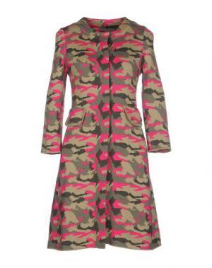 Легкое пальто CHARLOTT. Цвет: фуксия