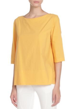 Блузка Marni. Цвет: 00569 желтый