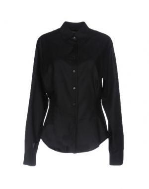 Pубашка FIRMA. Цвет: черный