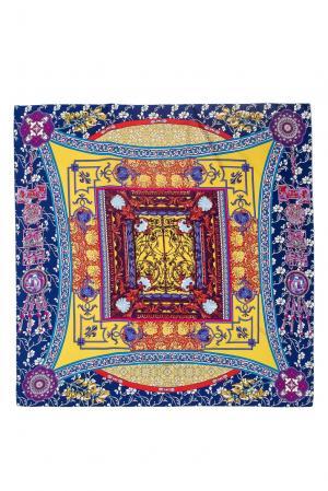 Шелковый платок 183376 Moltini. Цвет: разноцветный