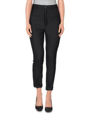 Повседневные брюки HANNY DEEP. Цвет: черный