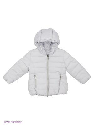 Куртка-трансформер Mayoral. Цвет: светло-серый