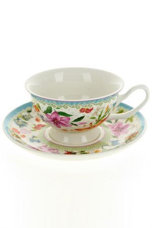Чайный набор 12пр, 180 мл Nouvelle. Цвет: мультицвет