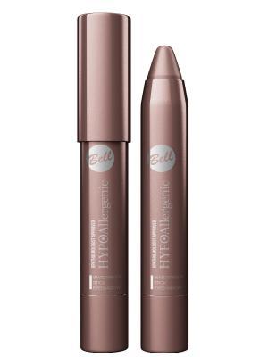 Bell Hypoallergenic тени для век в карандаше Waterproof Stick Eyeshadow Тон 05. Цвет: серо-коричневый