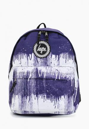 Рюкзак Hype. Цвет: фиолетовый