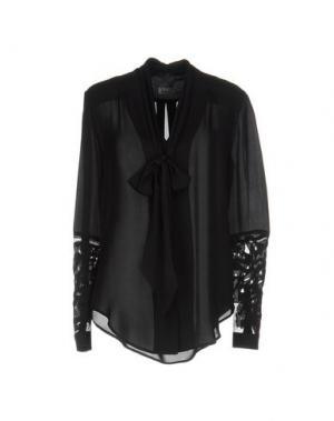 Pубашка MAIYET. Цвет: черный