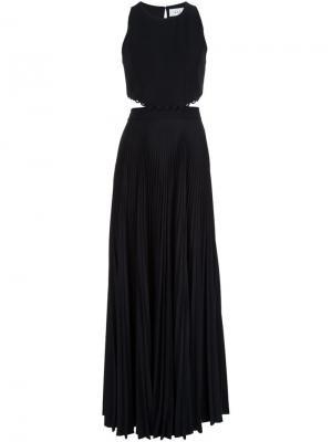 Платье Bea A.L.C.. Цвет: чёрный