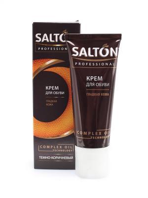 Крем Salton. Цвет: коричневый
