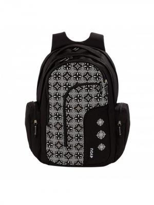 Рюкзак 4YOU MOVE ЧЕРНО-БЕЛЫЙ. Цвет: черный, белый