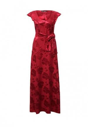 Платье Love & Light. Цвет: бордовый