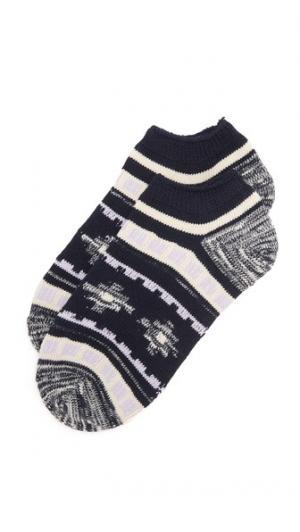Носки до щиколотки с рисунком в сельском стиле Madewell