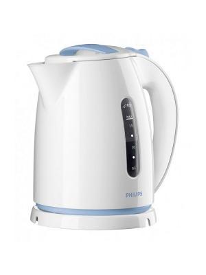 Чайник Philips HD4646/70. Цвет: голубой