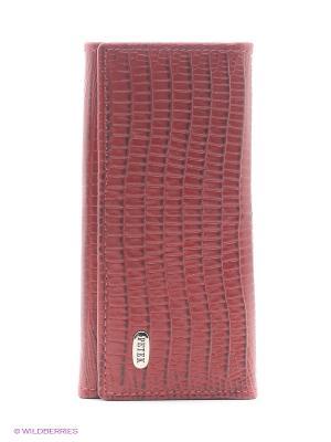 Ключница Petek. Цвет: красный, бледно-розовый, бронзовый