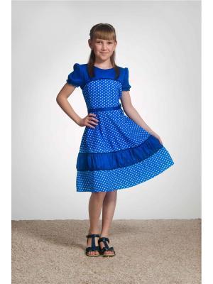 Платье Индиго L&K