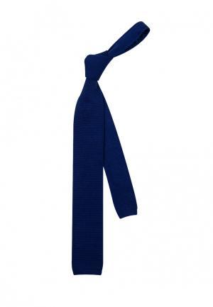 Галстук Colletto Bianco. Цвет: синий