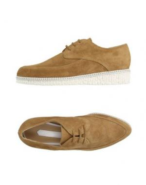 Обувь на шнурках OFF-WHITE™. Цвет: верблюжий