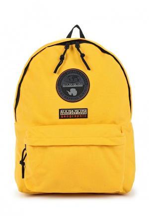 Рюкзак Napapijri. Цвет: желтый