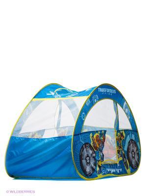Игровая палатка Играем вместе. Цвет: синий