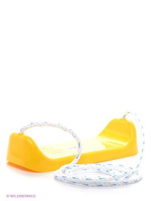 Маленькие качели DOLU. Цвет: желтый