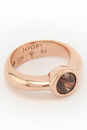 Кольцо Joop!. Цвет: розовый