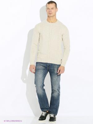 Джемпер Baon. Цвет: белый