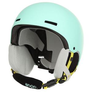 Шлем для сноуборда детский  Rime Mermaid Anon. Цвет: голубой