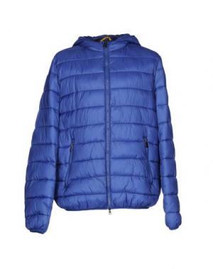 Куртка F**K PROJECT. Цвет: ярко-синий