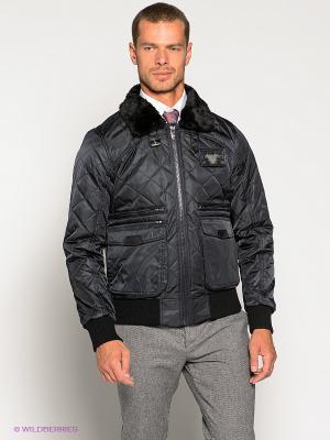 Куртка RedSkins. Цвет: темно-синий