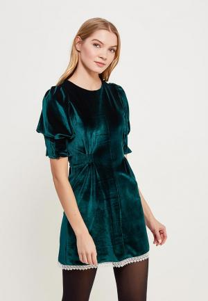 Платье Sister Jane. Цвет: зеленый