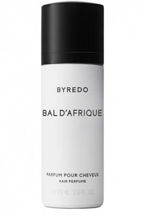 Парфюмерная вода для волос Bal d`Afrique Byredo. Цвет: бесцветный