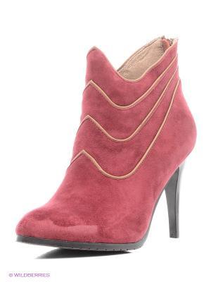 Ботинки Sinta Gamma. Цвет: красный