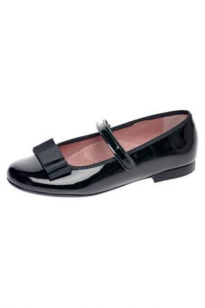 Туфли TNY. Цвет: черный
